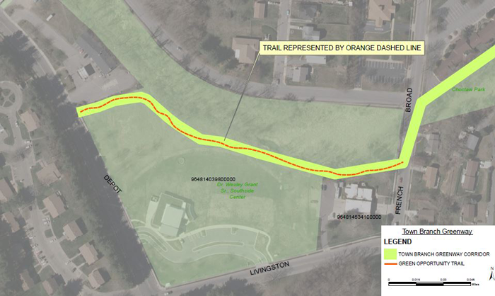 Green Opportunities & Town Branch Greenway