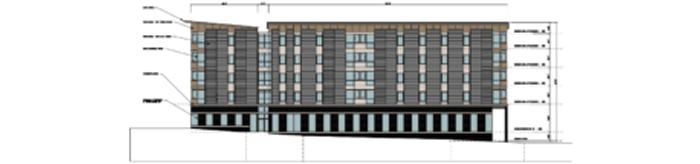 New Hilliard & Clingman Avenue Apartments